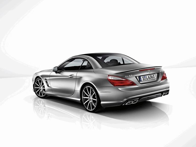 2012 Mercedes-Benz SL ( R231 ) 63 AMG 336416