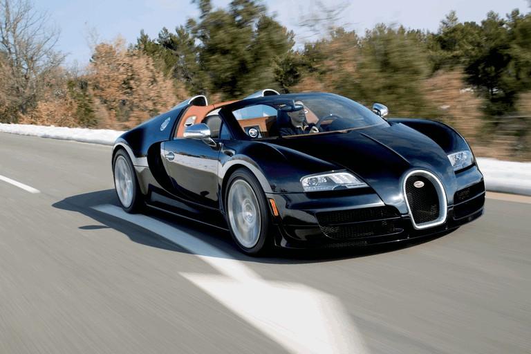 2012 Bugatti Veyron Grand Sport Vitesse 337942