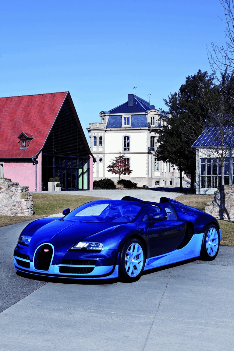 2012 Bugatti Veyron Grand Sport Vitesse 337948