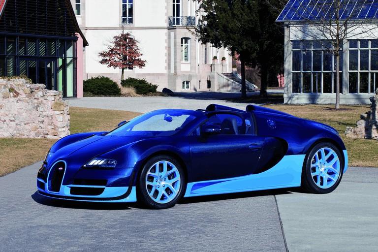 2012 Bugatti Veyron Grand Sport Vitesse 337949