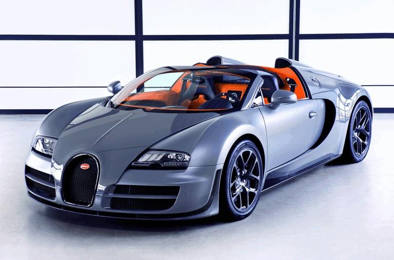 2012 Bugatti Veyron Grand Sport Vitesse 337952