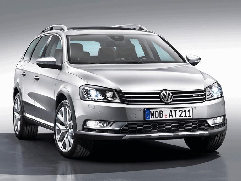 2012 Volkswagen Passat Alltrack 339021