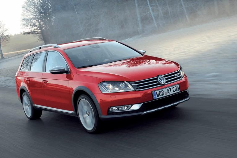 2012 Volkswagen Passat Alltrack 339029
