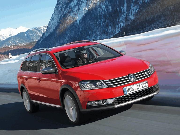 2012 Volkswagen Passat Alltrack 339034