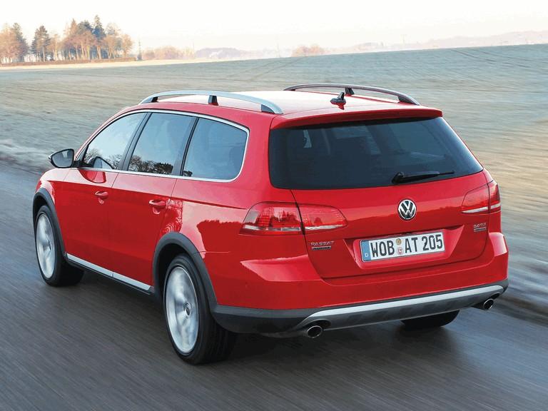 2012 Volkswagen Passat Alltrack 339037