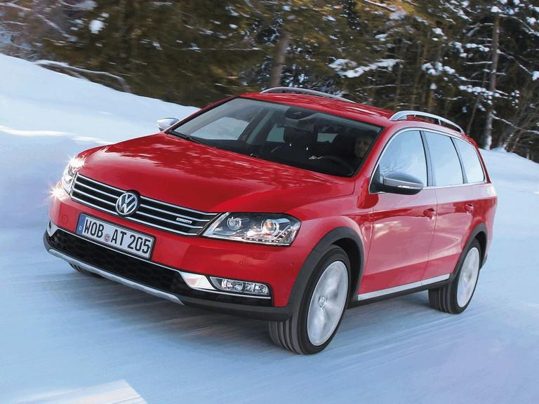 2012 Volkswagen Passat Alltrack 339039