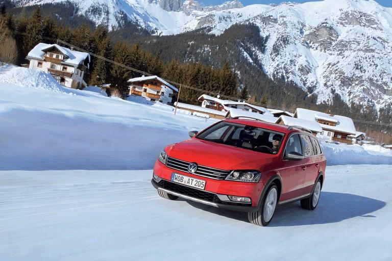 2012 Volkswagen Passat Alltrack 339040