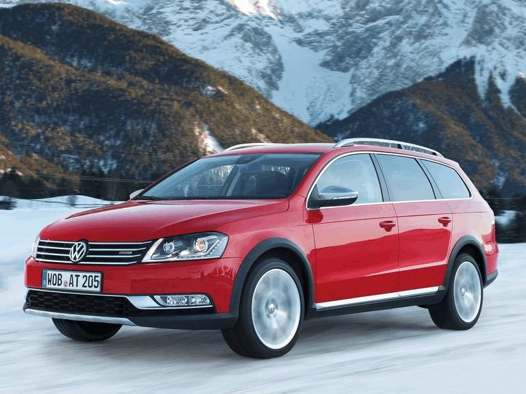 2012 Volkswagen Passat Alltrack 339042
