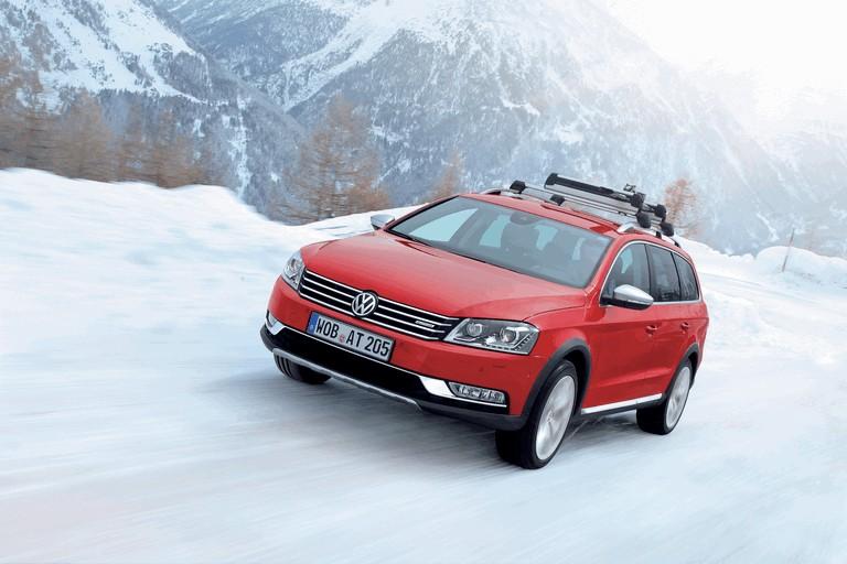 2012 Volkswagen Passat Alltrack 339051