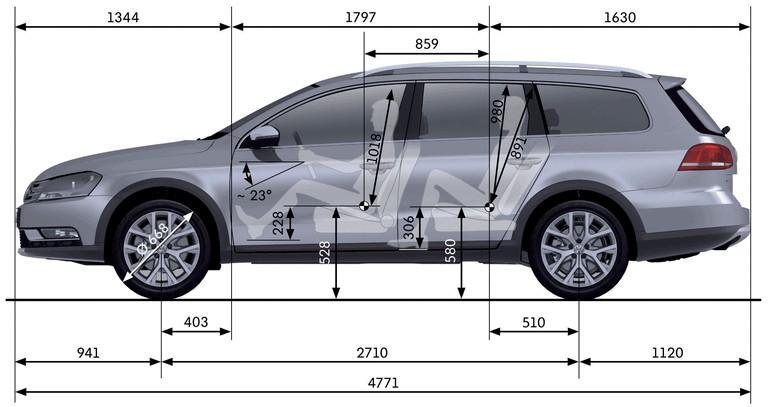 2012 Volkswagen Passat Alltrack 339076