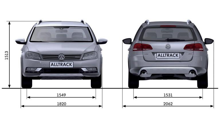 2012 Volkswagen Passat Alltrack 339077