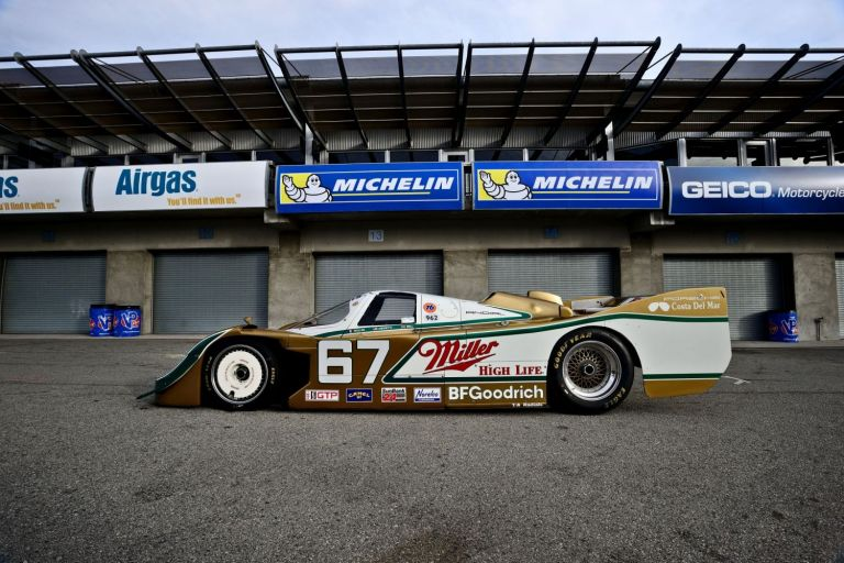 1986 Porsche 962 Imsa Gtp 528544 Best Quality Free High