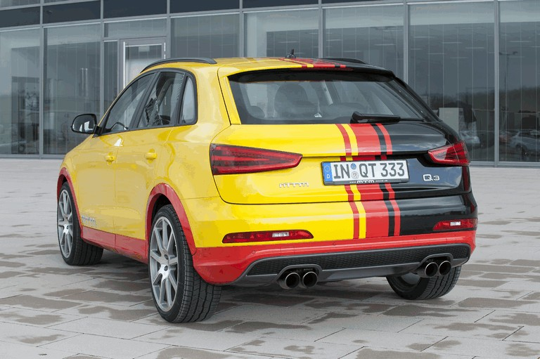 2012 Audi Q3 by MTM 336240