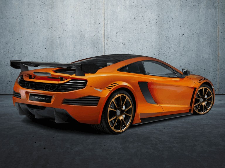 2012 McLaren MP4-12C by Mansory - sketches 471585