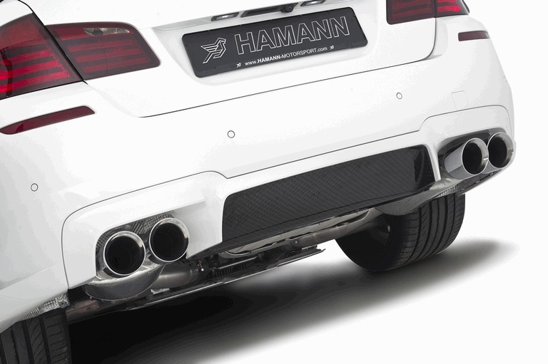 2012 BMW M5 ( F10 ) by Hamann 336863