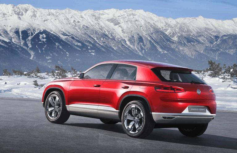 2012 Volkswagen Cross Coupé concept 337231