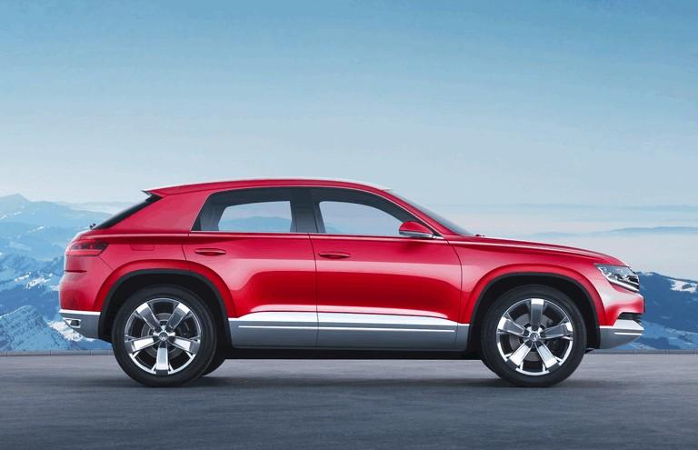 2012 Volkswagen Cross Coupé concept 337233