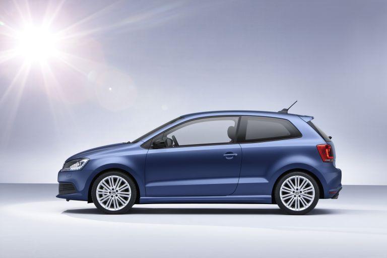 2012 Volkswagen Polo BlueGT 530682