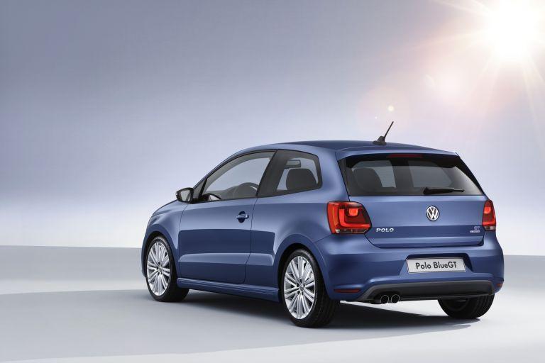 2012 Volkswagen Polo BlueGT 530683