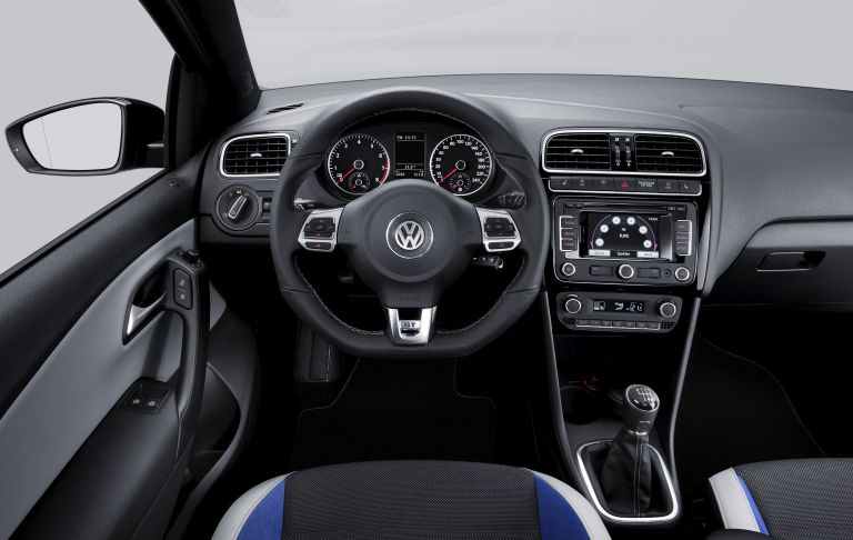 2012 Volkswagen Polo BlueGT 530688