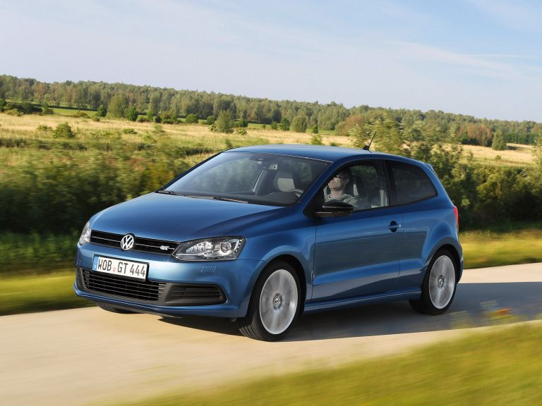 2012 Volkswagen Polo BlueGT 530700