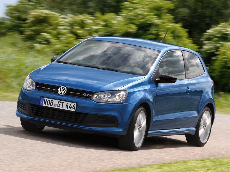 2012 Volkswagen Polo BlueGT 530702