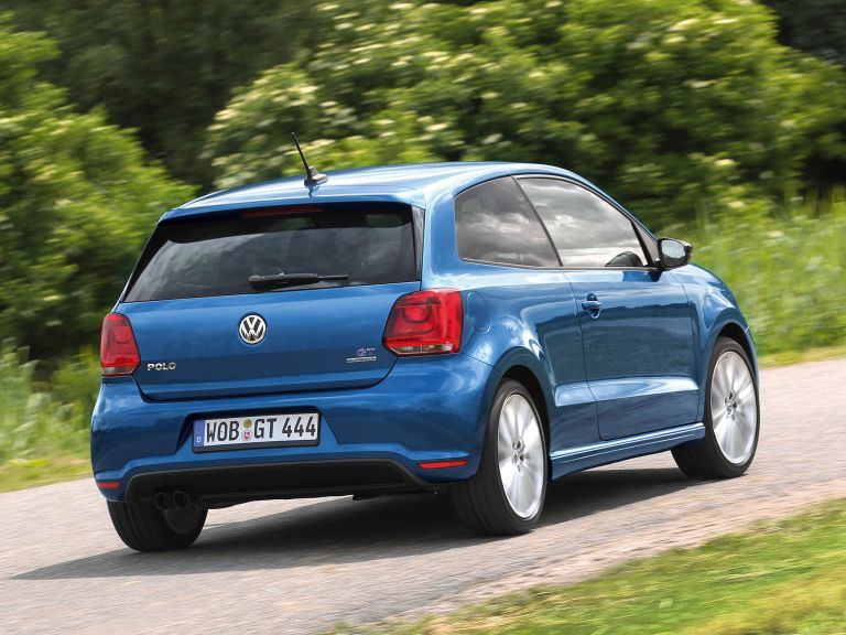 2012 Volkswagen Polo BlueGT 530703