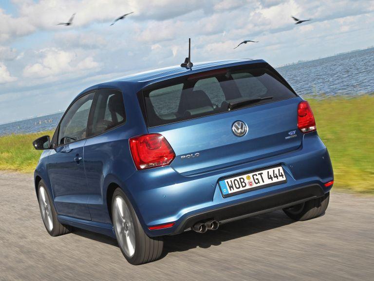 2012 Volkswagen Polo BlueGT 530705