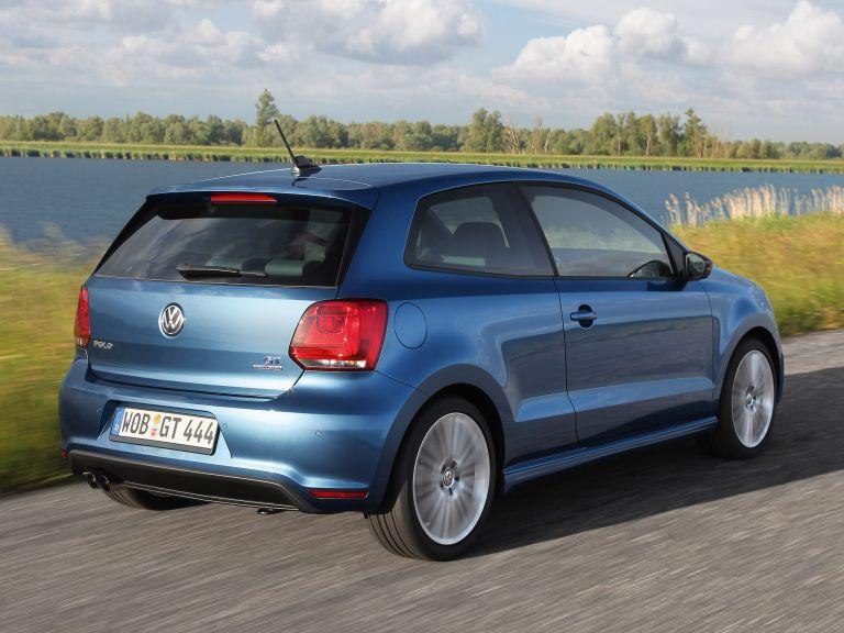 2012 Volkswagen Polo BlueGT 530709