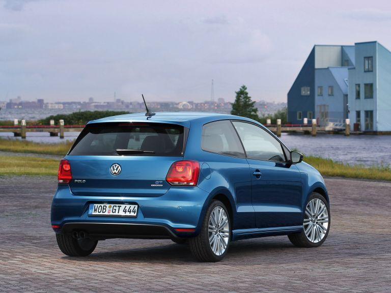2012 Volkswagen Polo BlueGT 530712