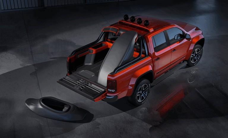 2012 Volkswagen Amarok Canyon concept 367625