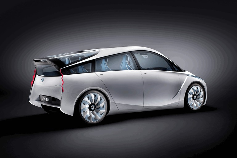 2012 Toyota FT-Bh concept 337657