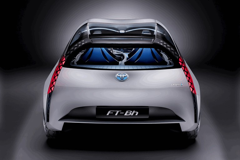 2012 Toyota FT-Bh concept 337658