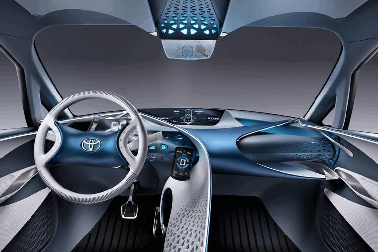 2012 Toyota FT-Bh concept 337666