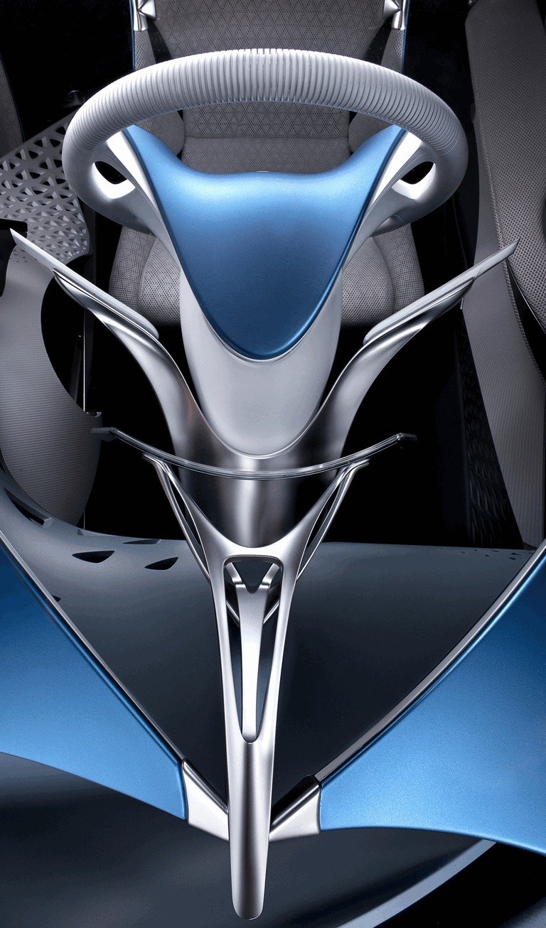 2012 Toyota FT-Bh concept 337670