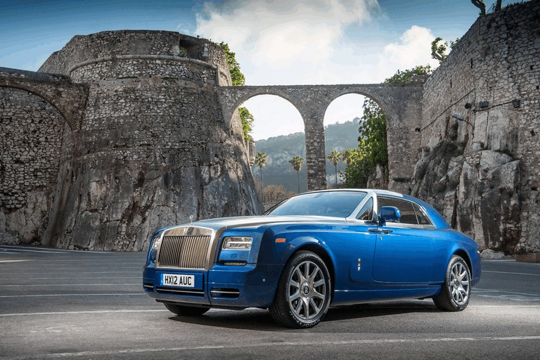 2012 Rolls-Royce Phantom coupé Series II 369935
