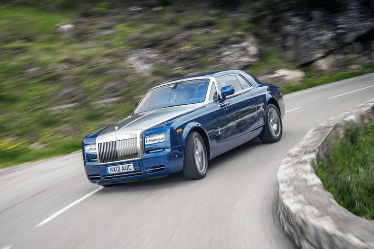 2012 Rolls-Royce Phantom coupé Series II 369948