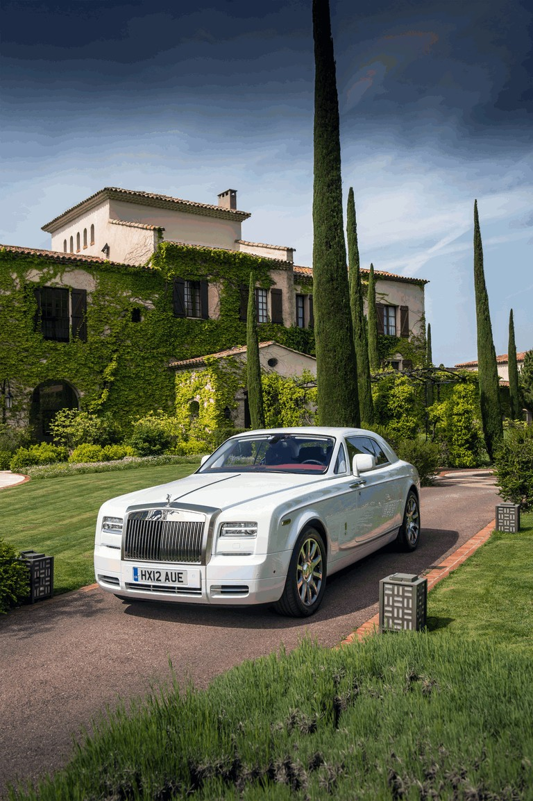 2012 Rolls-Royce Phantom coupé Series II 369968