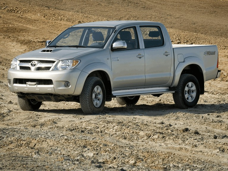 2005 Toyota Hilux Double Cab Armored by BAE 338040